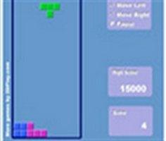Tetris 2DPlay